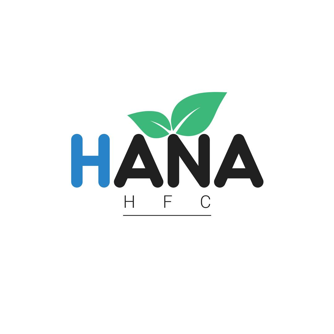 طراحی لوگو برند هانا